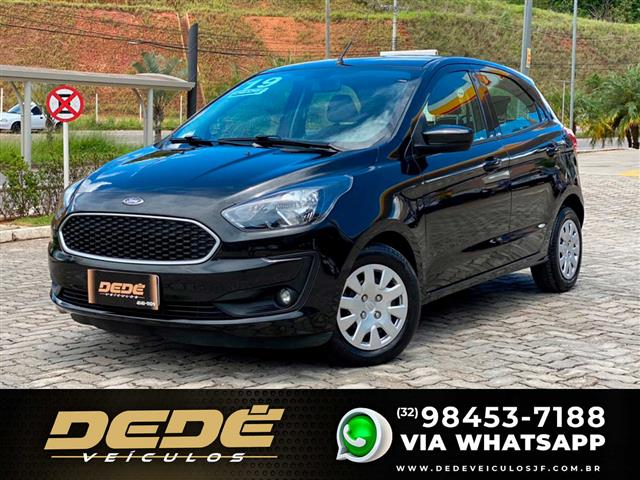 Ford KA 1.0 SE/SE Plus TiVCT Flex 5p 2018/2019