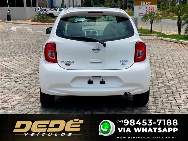 Nissan MARCH *** ZERO KM ****SL 1.6 16V FlexStart 5p Aut. 2019/2020
