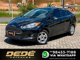 Ford Fiesta Sedan SE 1.6 16V Flex 4p 2013/2014