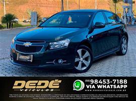 Chevrolet CRUZE LT 1.8 16V FlexPower 4p Aut. 2012/2012