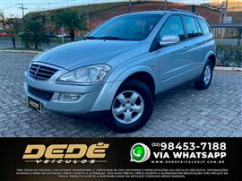 SSANGYONG Kyron 2.0 16V 141cv  TDI Diesel Aut. 2011/2012