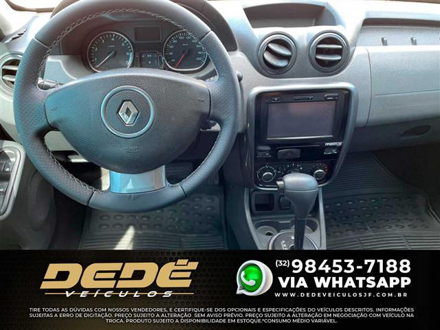 Renault DUSTER TECHROAD 2.0 Hi-Flex 16V Aut. 2013/2014