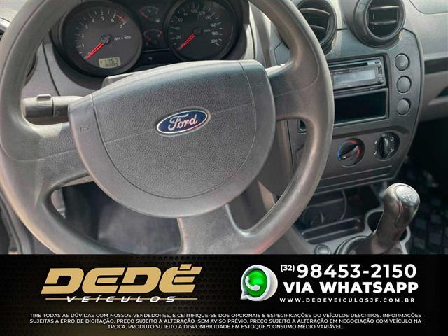 Ford Fiesta 1.0 8V Flex/Class 1.0 8V Flex 5p 2009/2009