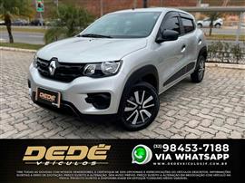 Renault KWID Zen 1.0 Flex 12V 5p Mec. 2018/2019