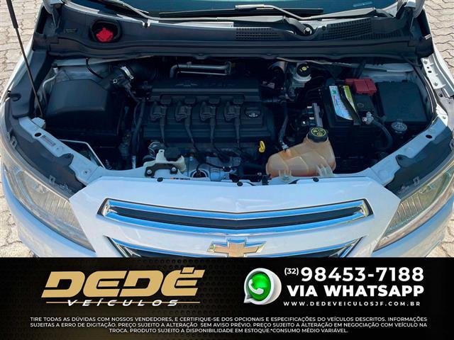 Chevrolet ONIX HATCH LTZ 1.4 8V FlexPower 5p Mec. 2014/2015
