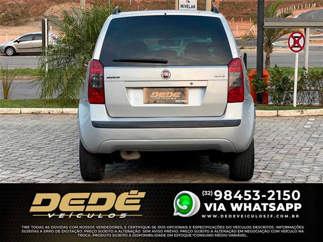 Fiat Idea ELX 1.4 mpi Fire Flex 8V 5p 2009/2010