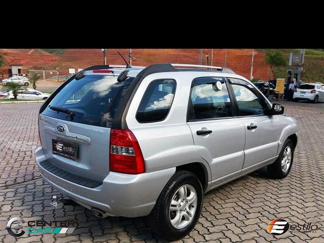Sportage LX 2.0 16V 142cv 5p 2007/2008