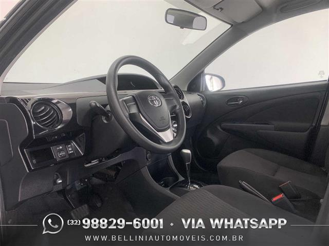 Toyota ETIOS X Sedan 1.5 Flex 16V 4p Aut. 2018/2018