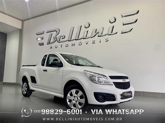 Chevrolet MONTANA LS 1.4 ECONOFLEX 8V 2p 2019/2020