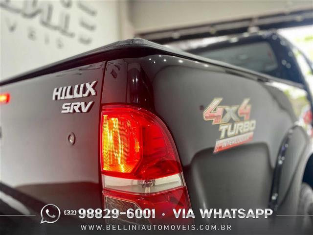 Toyota Hilux CD SRV D4-D 4x4 3.0  TDI Dies 2015/2015