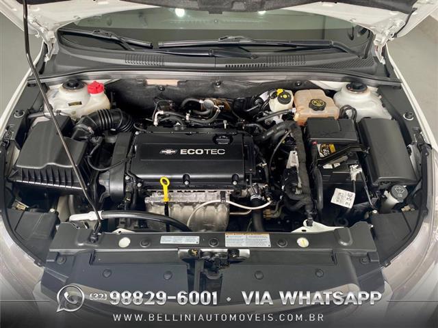 Chevrolet CRUZE LT 1.8 16V FlexPower 4p Aut. 2016/2016