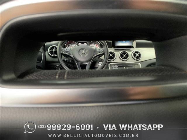 Mercedes-Benz GLA 200 Advance 1.6/1.6 TB 16V Flex Aut. 2017/2017