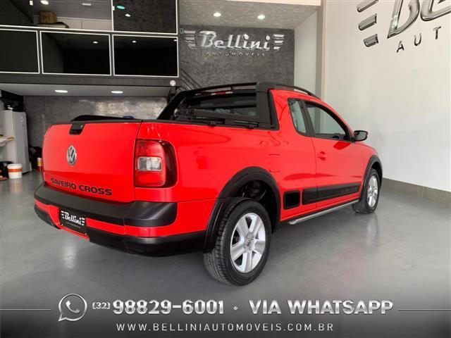 VolksWagen Saveiro CROSS 1.6 Mi Total Flex 8V CE 2011/2012