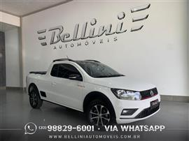 VolksWagen Saveiro Pepper 1.6 Flex 8V CE 2019/2019