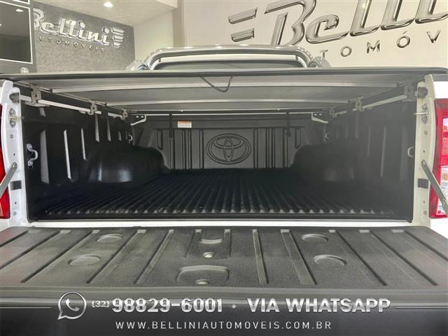 Toyota Hilux CD 4x4 2.8 Diesel Mec. 2018/2018