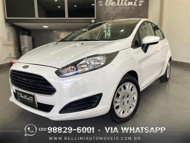 Ford Fiesta 1.5 16V Flex Mec. 5p 2014/2014