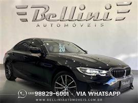 BMW 320iA Modern/Sport TB 2.0/A.Flex/GP 4p 2020/2020
