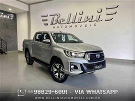Toyota Hilux CD SRX 4x4 2.8 TDI 16V Diesel Aut. 2020/2020