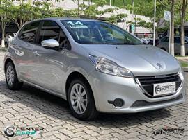Peugeot 208 ActiveActive Pack 1.5 Flex 8V 5p 2014/2014