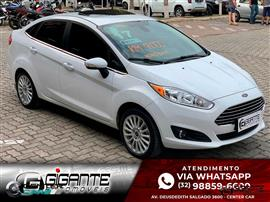 Ford Fiesta TIT.Plus 1.6 16V Flex Aut. 2017/2017
