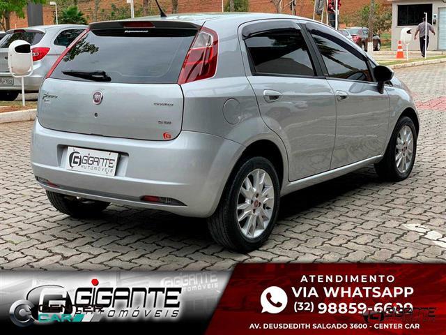 Fiat Punto ESSENCE 1.6 Flex 16V 5p 2012/2012