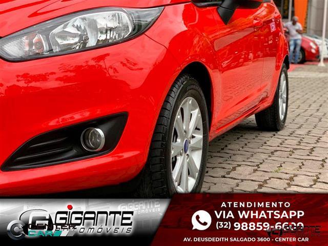 Ford Fiesta 1.5 16V Flex Mec. 5p 2013/2014