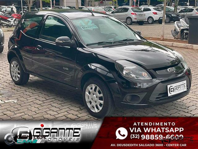 Ford KA 1.0 CLASS Flex 3p 2011/2012