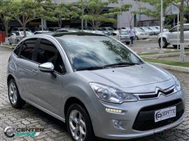 Citroën C3 Exclusive 1.5 Flex 8V 5p Mec. 2016/2016