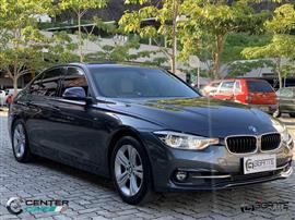 BMW 320iA ModernSport TB 2.0A.Flex 16V 4p 2017/2017