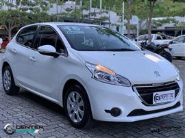 Peugeot 208 ActiveActive Pack 1.5 Flex 8V 5p 2015/2015