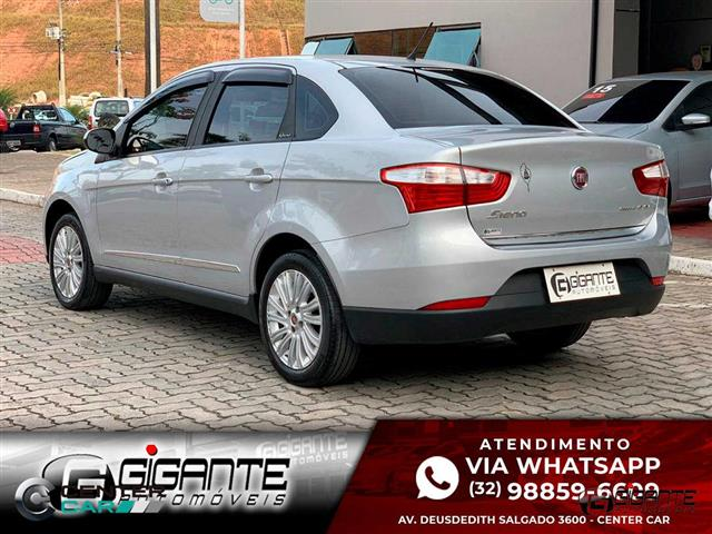 Fiat Grand Siena ESSENCE 1.6 Flex 16V 2014/2015