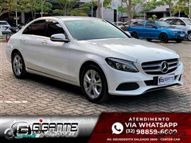 Mercedes-Benz C-180 1.6 Turbo 16VFlex 16V Aut. 2016/2017