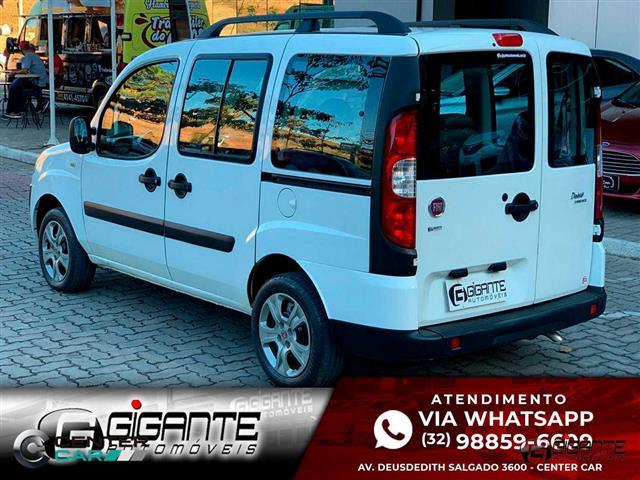 Fiat Doblo ESSENCE 1.8 Flex 16V 5p 2019/2020