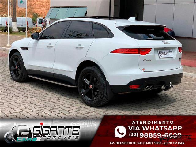 Jaguar F-Pace 2.0 Prestige 180cv Diesel Aut. 2016/2017