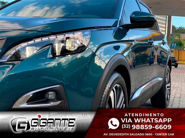 Peugeot 5008 Griffe 1.6 Turbo 16V 5p Aut. 2018/2019