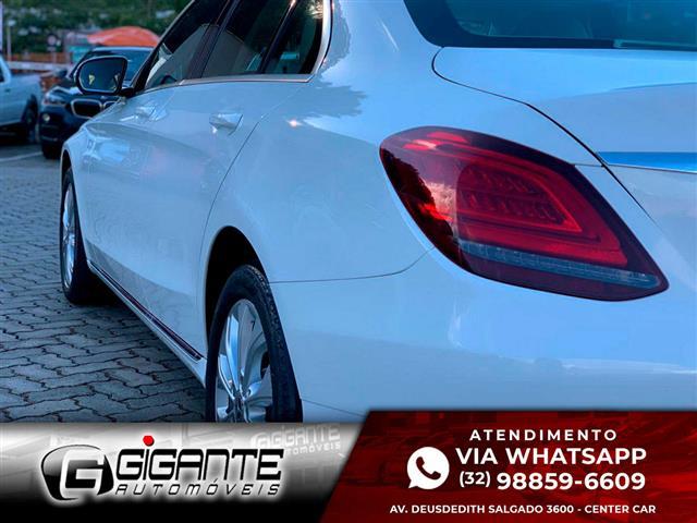 Mercedes-Benz C-180 CGI Exc. 1.6/1.6 Flex TB 16V  Aut. 2019/2020