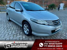 Honda CITY Sedan DX 1.5 Flex 16V Mec. 2011/2012