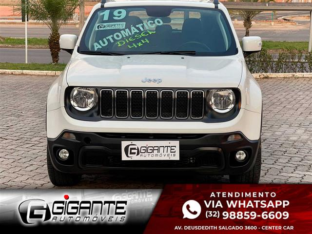 Jeep Renegade Longitude 2.0 4x4 TB Diesel Aut 2019/2019