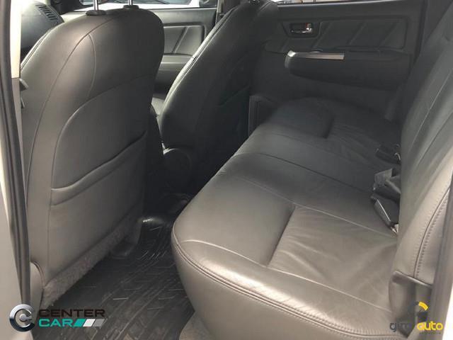 Toyota Hilux CD SRV 4x4 2.7 Flex 16V Aut. 2015/2015