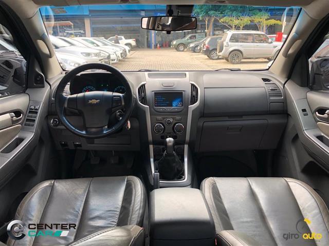 Chevrolet S10 Pick-Up LT 2.4 F.Power 4x2 CD 2013/2014