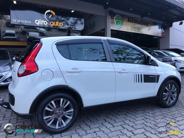 Fiat Palio SPORTING 1.6 Flex 16V 5p 2013/2013
