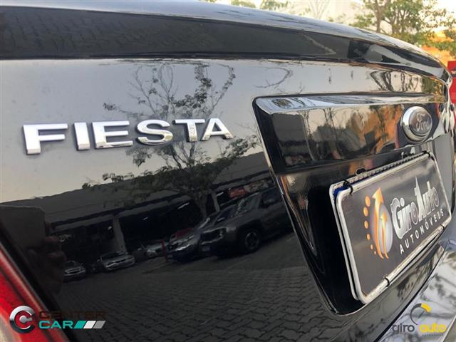 Ford Fiesta Sed. 1.6 8V Flex 4p 2010/2010