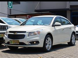 Chevrolet CRUZE LTZ 1.8 16V FlexPower 4p Aut. 2016/2016