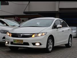 Honda Civic Sedan EXS 1.81.8 Flex 16V Aut. 4p 2013/2013