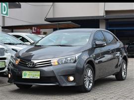 Toyota Corolla XEi 2.0 Flex 16V Aut. 2016/2016