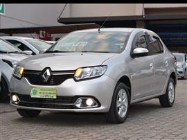 Renault LOGAN Dynamique Hi-Flex 1.6 8V 4p 2016/2016