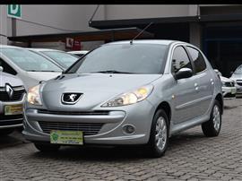 Peugeot 207 XR Sport 1.4 Flex 8V 5p 2012/2012