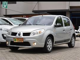 Renault SANDERO Expression Hi-Flex 1.6 8V 5p 2010/2010