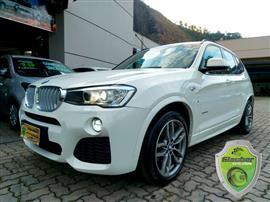 BMW X3 XDRIVE 35iM-Sport 3.0 306cv Bi-Turbo 2015/2015