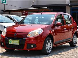 Renault SANDERO Expression Hi-Flex 1.6 8V 5p 2013/2013